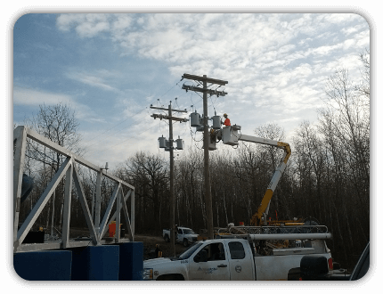 Manitoba Hydro Grid Connection