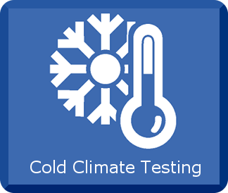 Cold Climate Testing